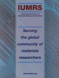 IUMRS Brochure 2002