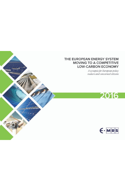 The European Energy System… 2016